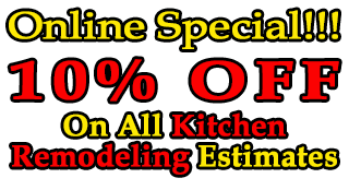 kitchen remodeling estimate special